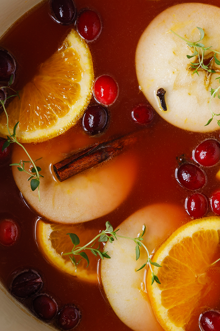Amoretti Harvest Mulled Wine Recipe