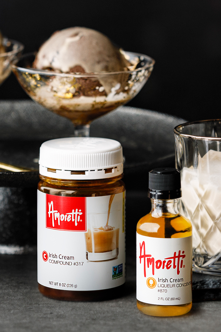 Amoretti Non-Alcoholic Irish Cream Recipe