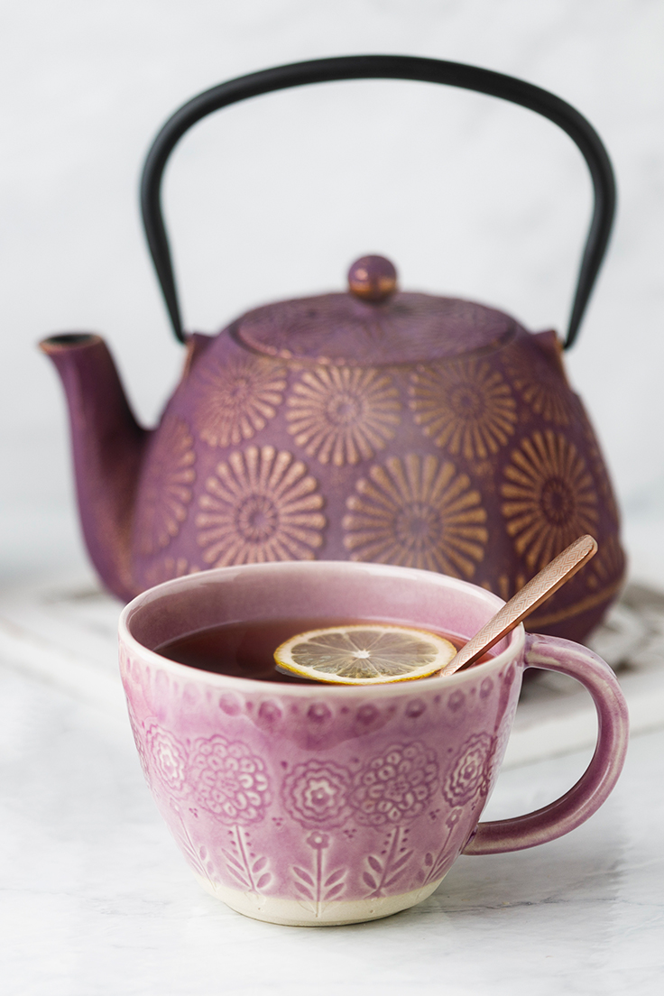 Amoretti Raspberry Tea Recipe