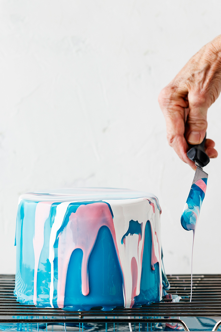 Amoretti Mirror Glaze Recipe