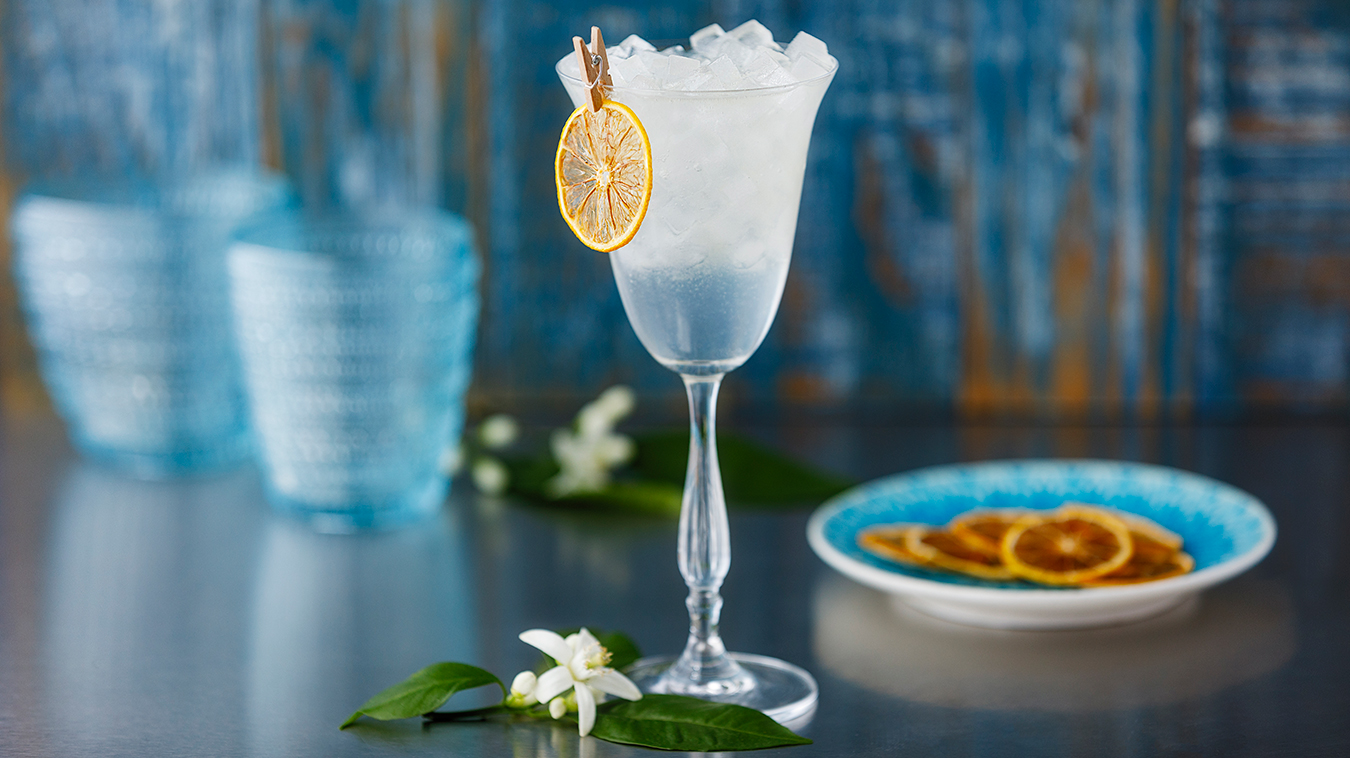 Amoretti Recipe: Orange Blossom Gin & Tonic