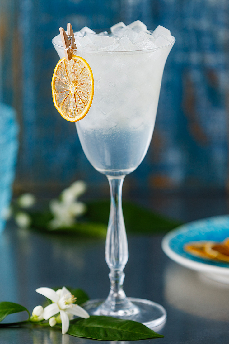 Amoretti Orange Blossom Gin & Tonic Recipe