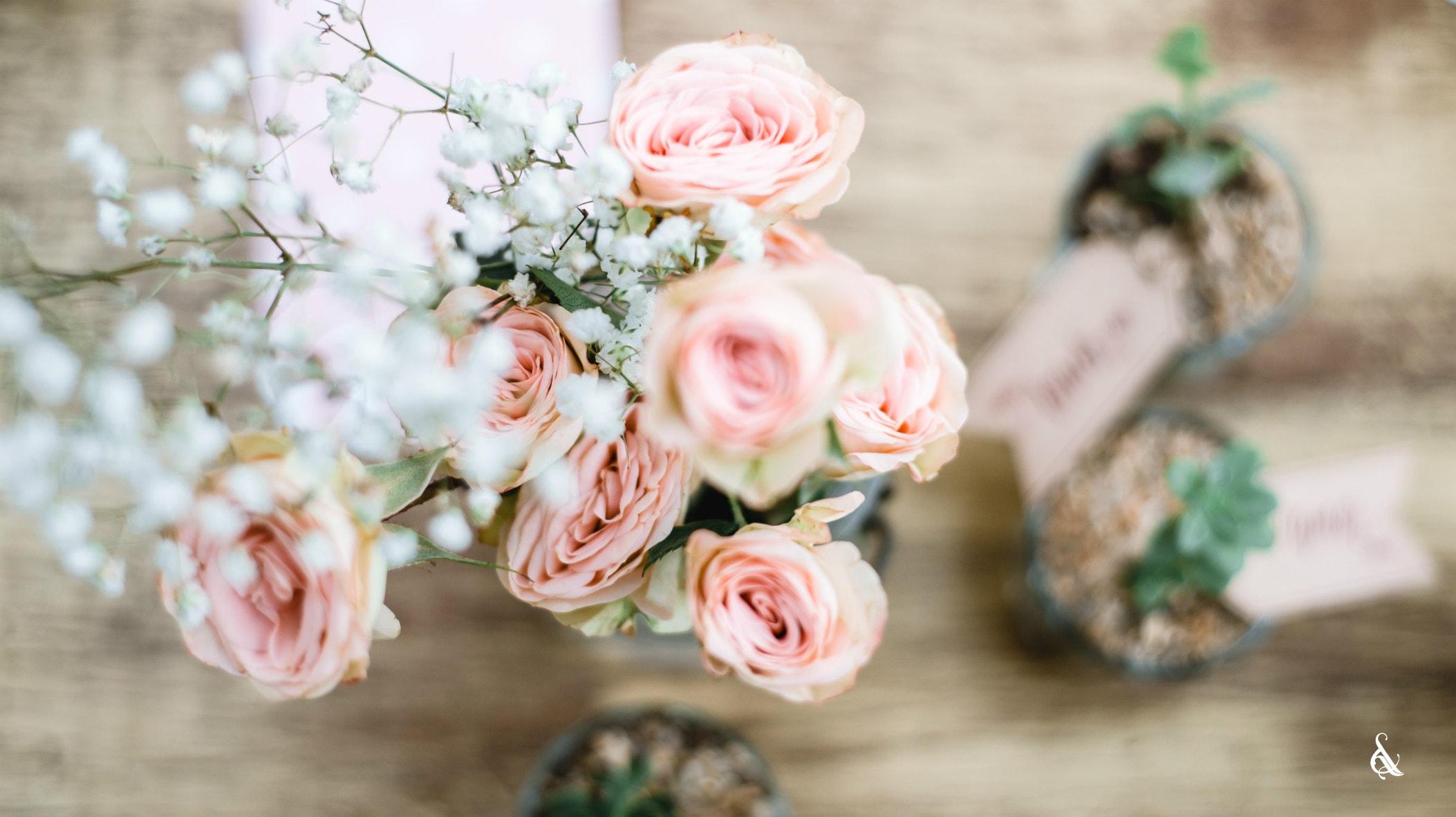 Caro & Jaime - Fotografía de matrimonio de decoración