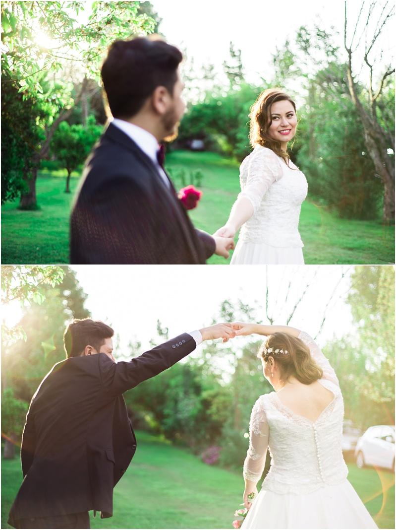 Sesión de Novios Matrimonio, Casa Morada