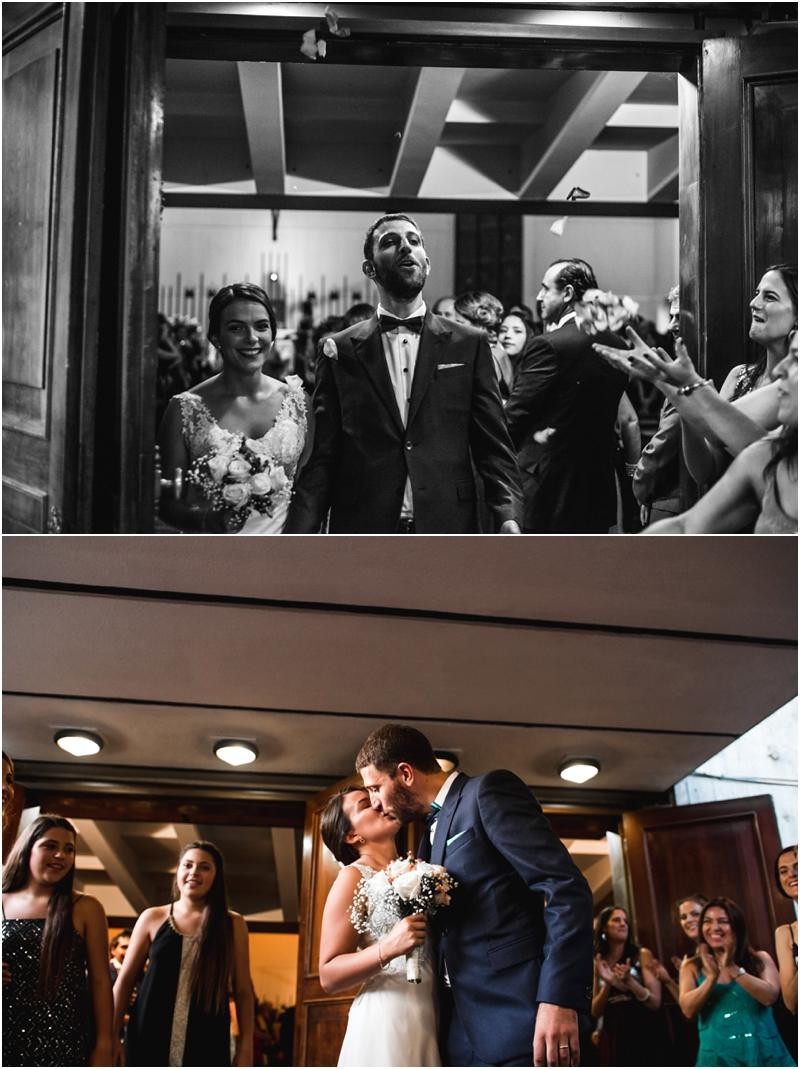 Matrimonio en Colegio del Verbo Divino, Ampersand Wedding Films