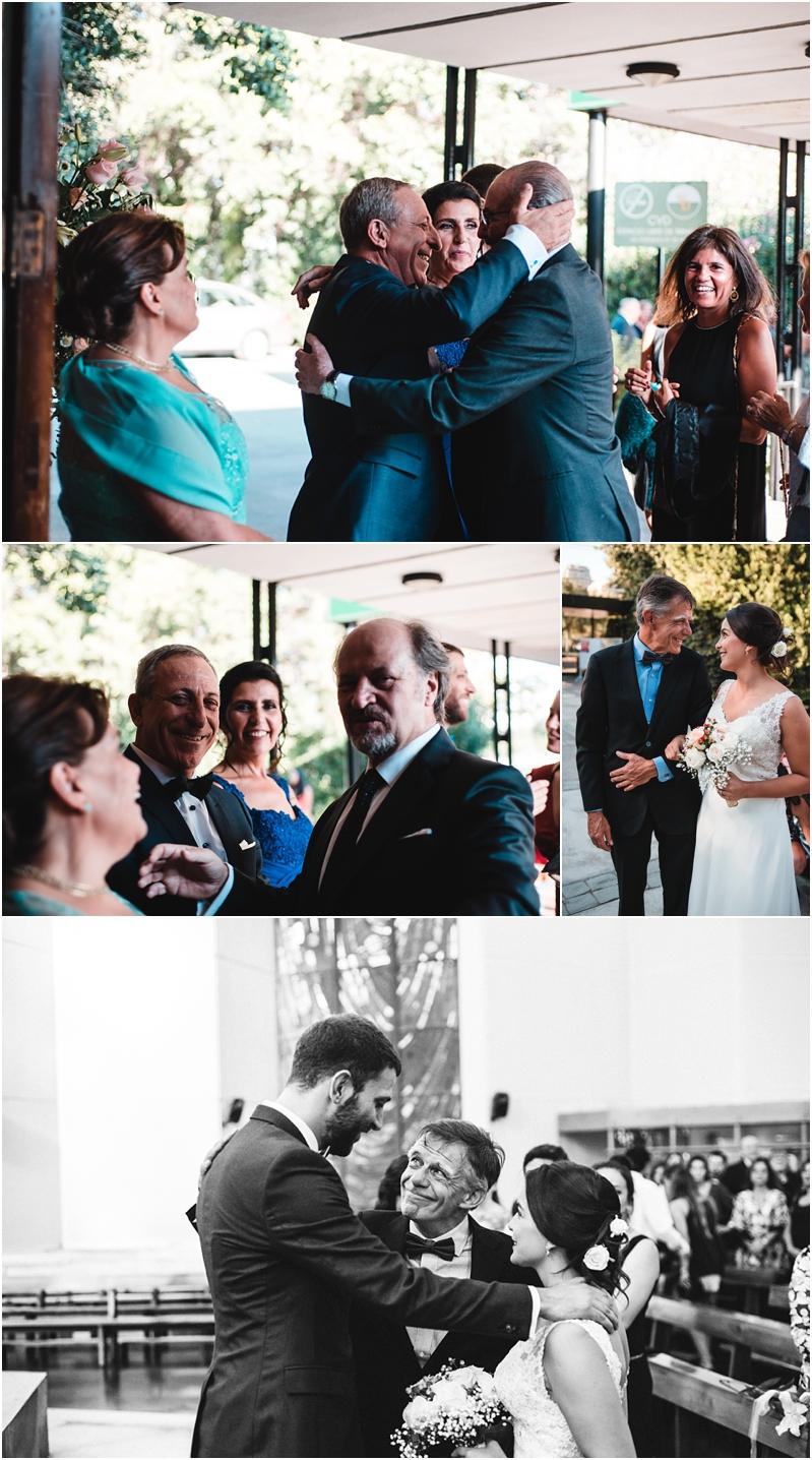 Fotografía de Matrimonio, Ceremonia en Colegio del Verbo Divino, Santiago, Ampersand Wedding Films