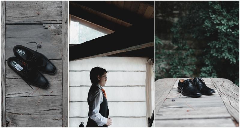 Fotografía de Matrimonio, Preparativos Novio, Ampersand Wedding Films