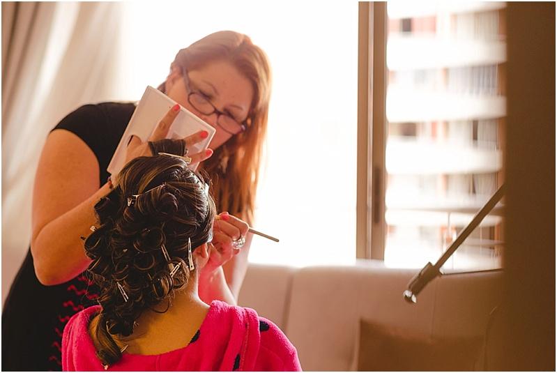 Preparativos Novia,cortesía Felipe Fuentes Fotografías