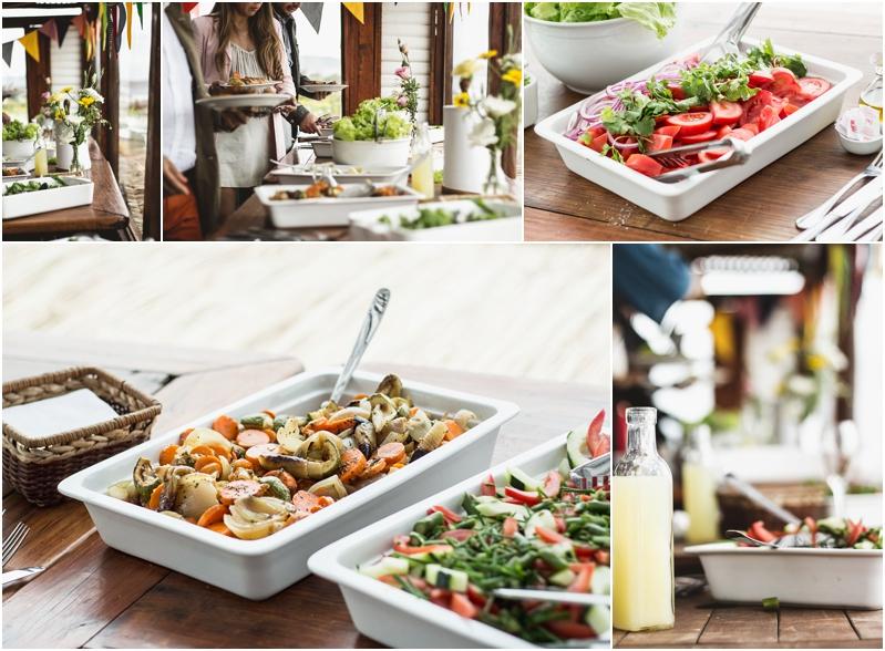Almuerzo, Matrimonio en Café Chungungo, Maitencillo
