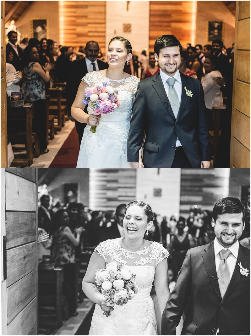 Fotografía de Matrimonio: Salida de Novios