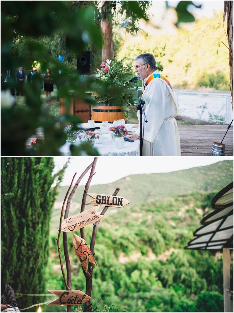 Fotografía de Matrimonio: Ceremonia al aire libre
