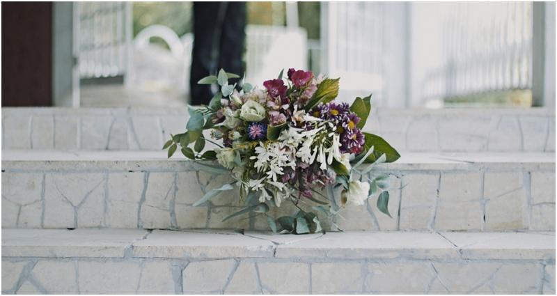 Fotografía de Matrimonio: Bouquet de Novia
