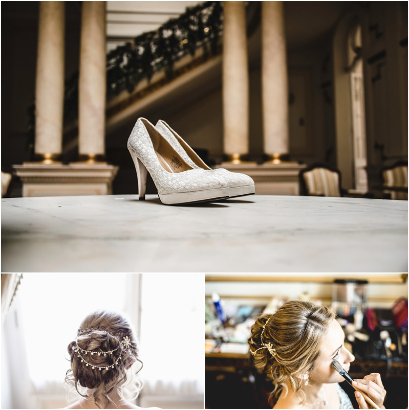 Fotografía de Matrimonio: Preparativos de Matrimonio