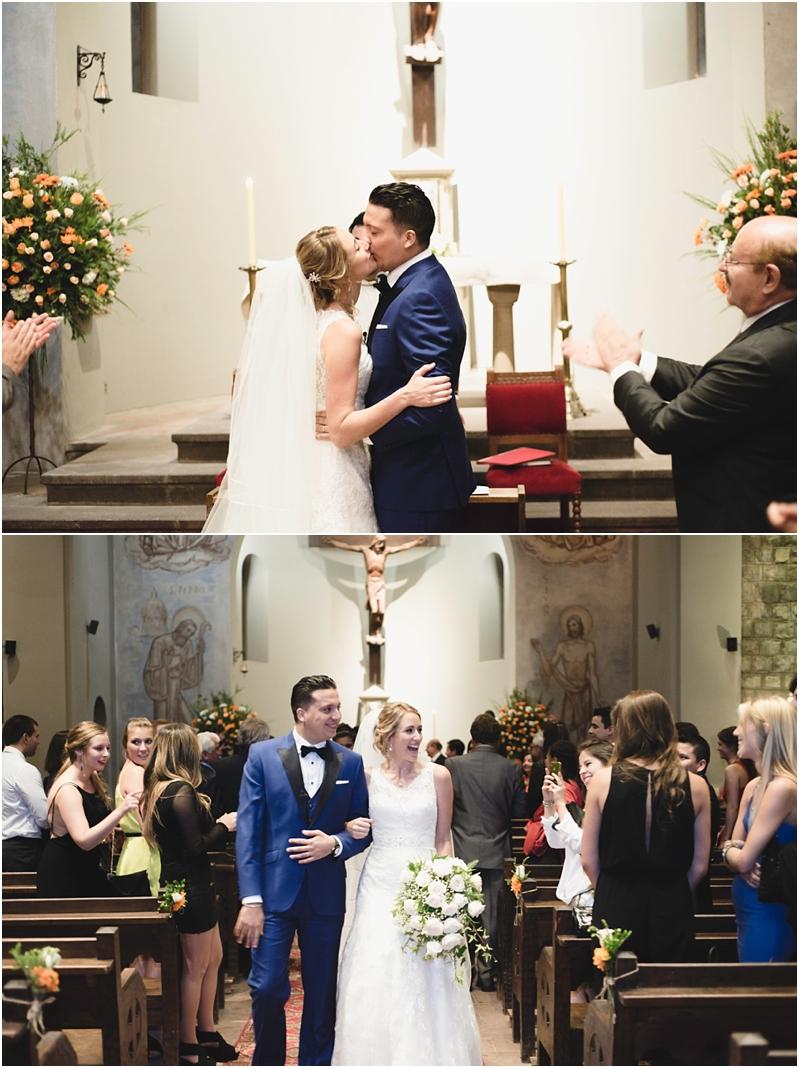 Fotografía de Matrimonio: Ceremonia en Cerro San Cristóbal