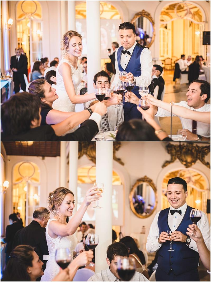 Fotografía de Matrimonio: Palacio Subercaseaux