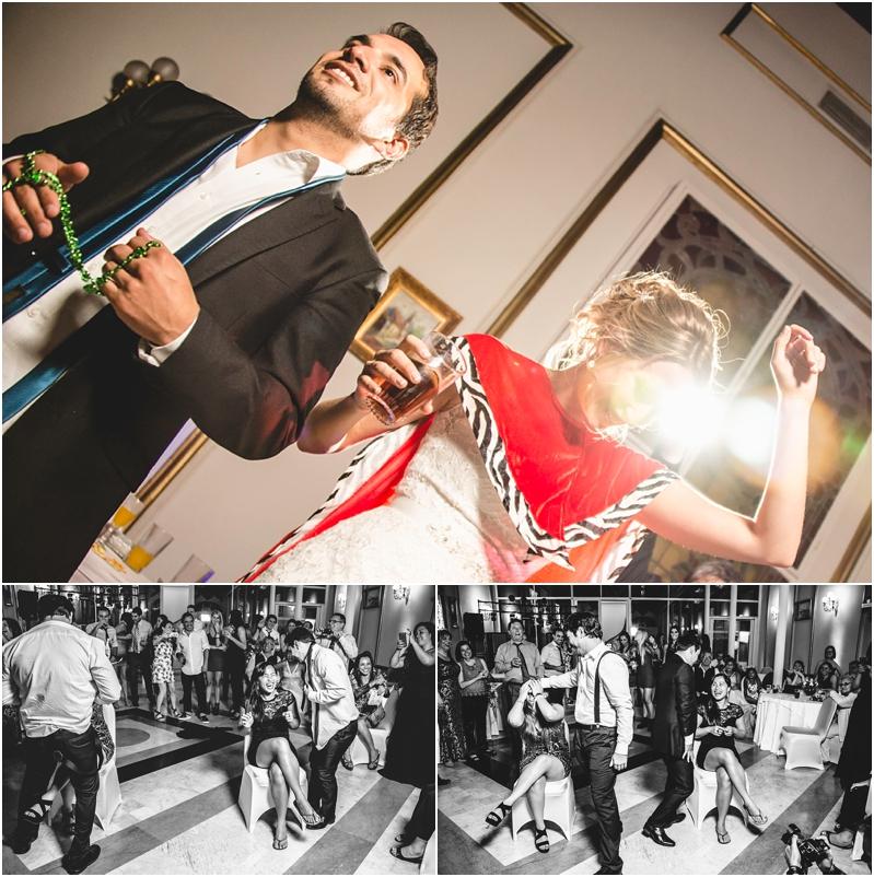 Fotografía de Matrimonio: Fiesta en Palacio Subercaseaux