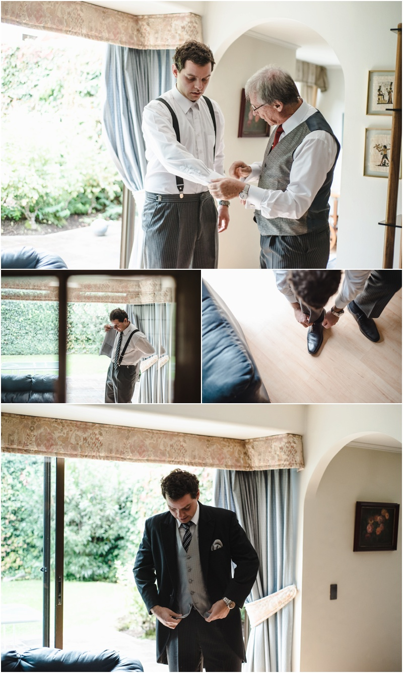 Preparativos Novio – Fotografía Ampersand Wedding Films