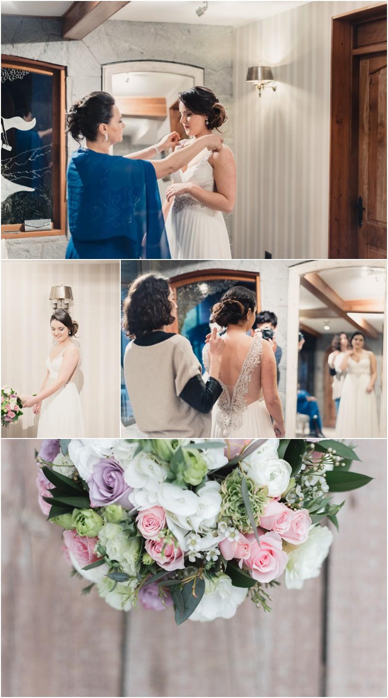 Matrimonio en Casona San José de las Vertientes, Fotografía por Ampersand Wedding Films