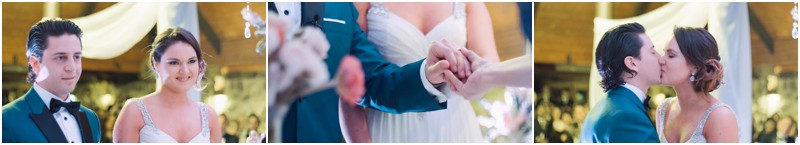 Ceremonia religiosa, Fotografía por Ampersand Wedding Films