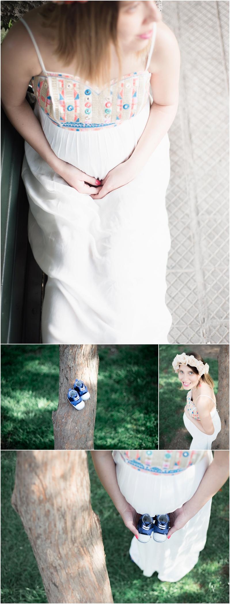 Sesión fotográfica embarazo, maternidad