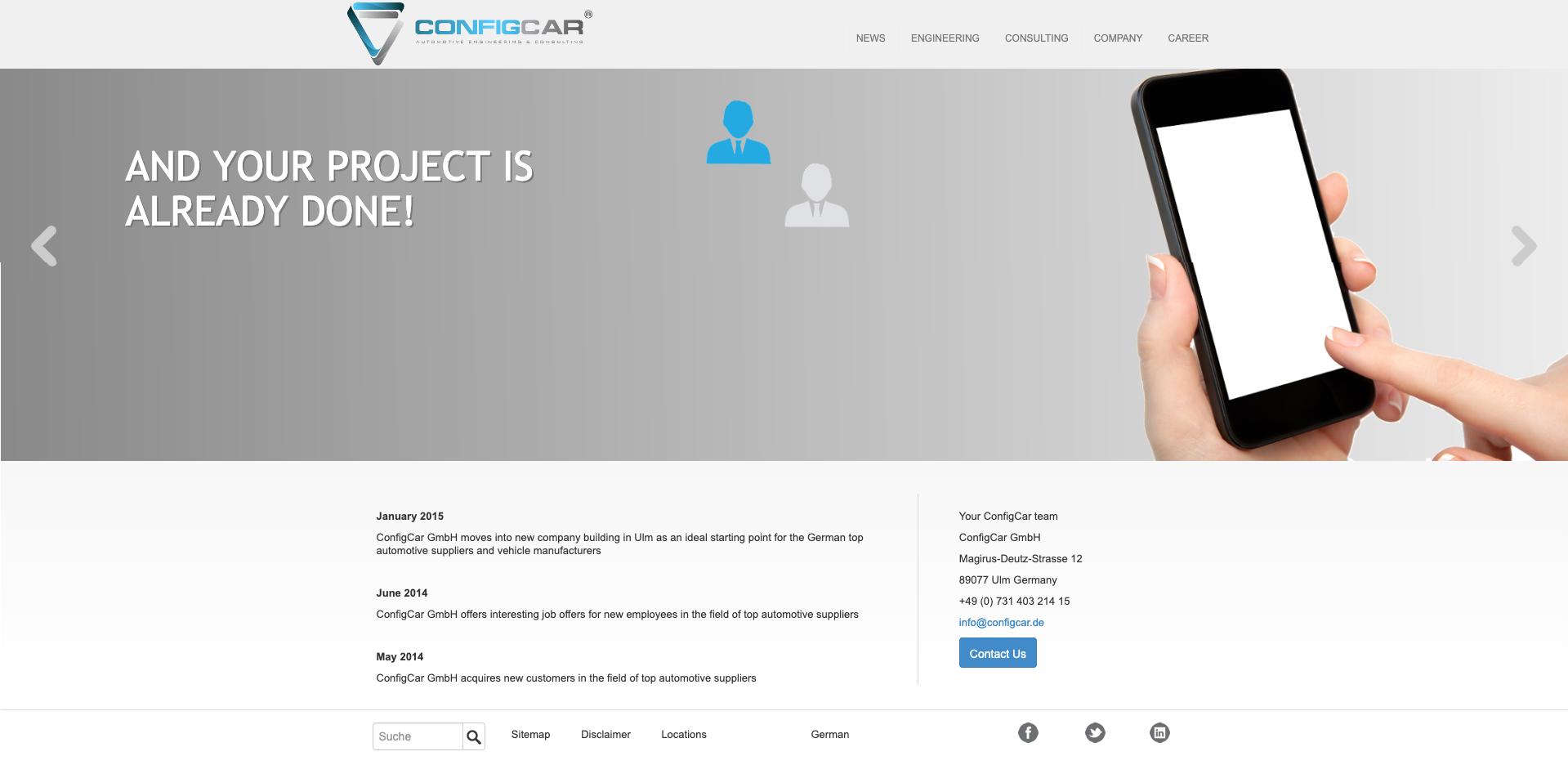 ConfigCar
