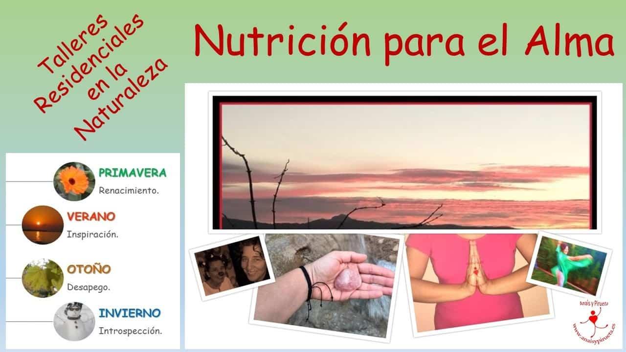 Nutrición para el Alma
