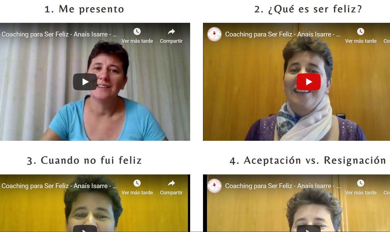Vivir conscientemente, taller de coaching de vida en Zaragoza