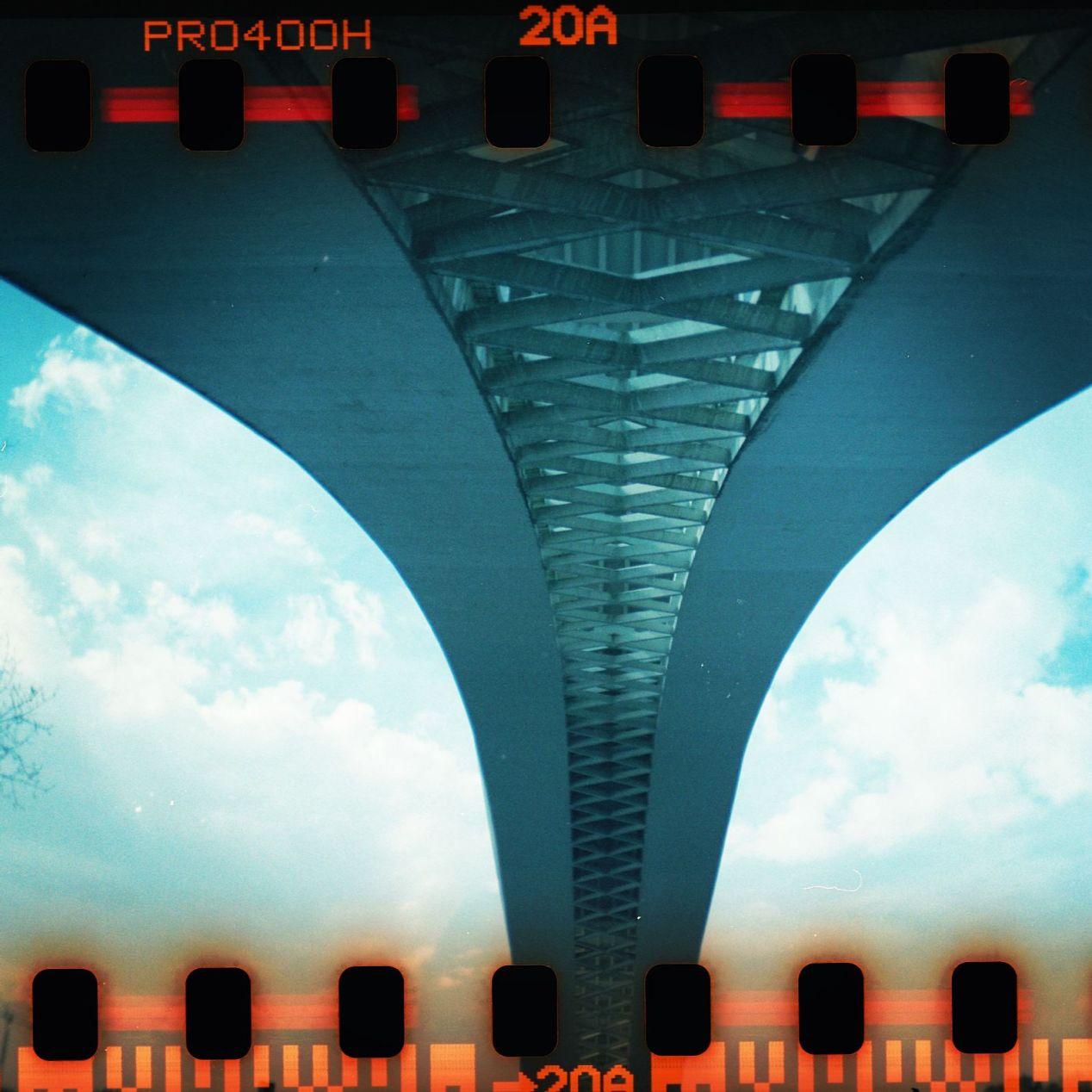 Ponte da Arrábida. Lomo Sprocket.