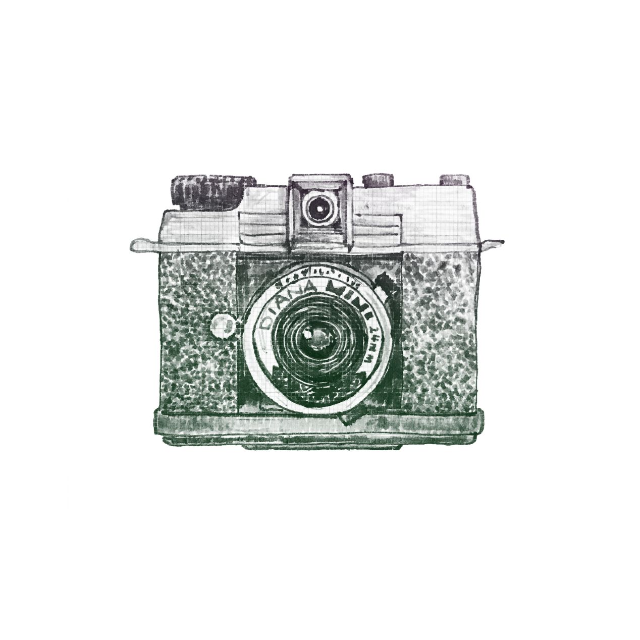 Lomography Diana Mini is a fixed 24mm f/8 lens 35mm viewfinder camera. Manual. Launched in 2007, Austria. $.