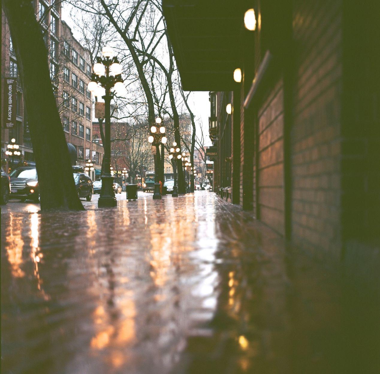 shallow rain