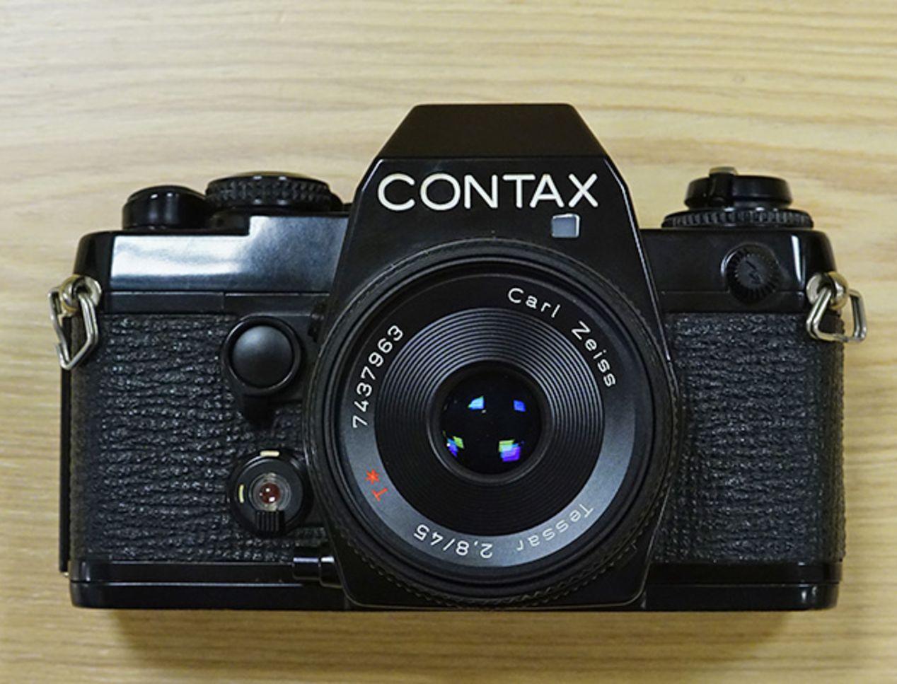Contax 139Q ~$90.