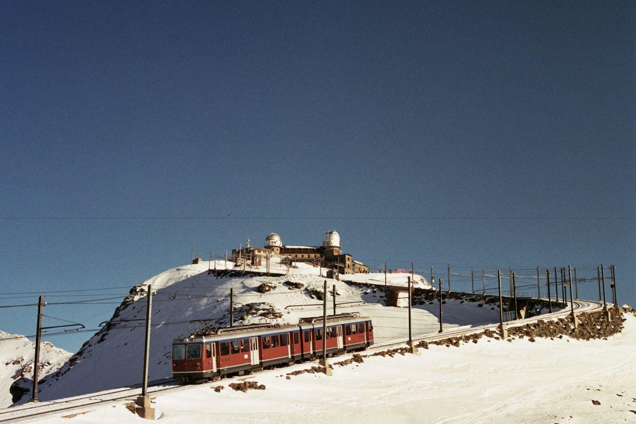 1-way. — Zermatt.