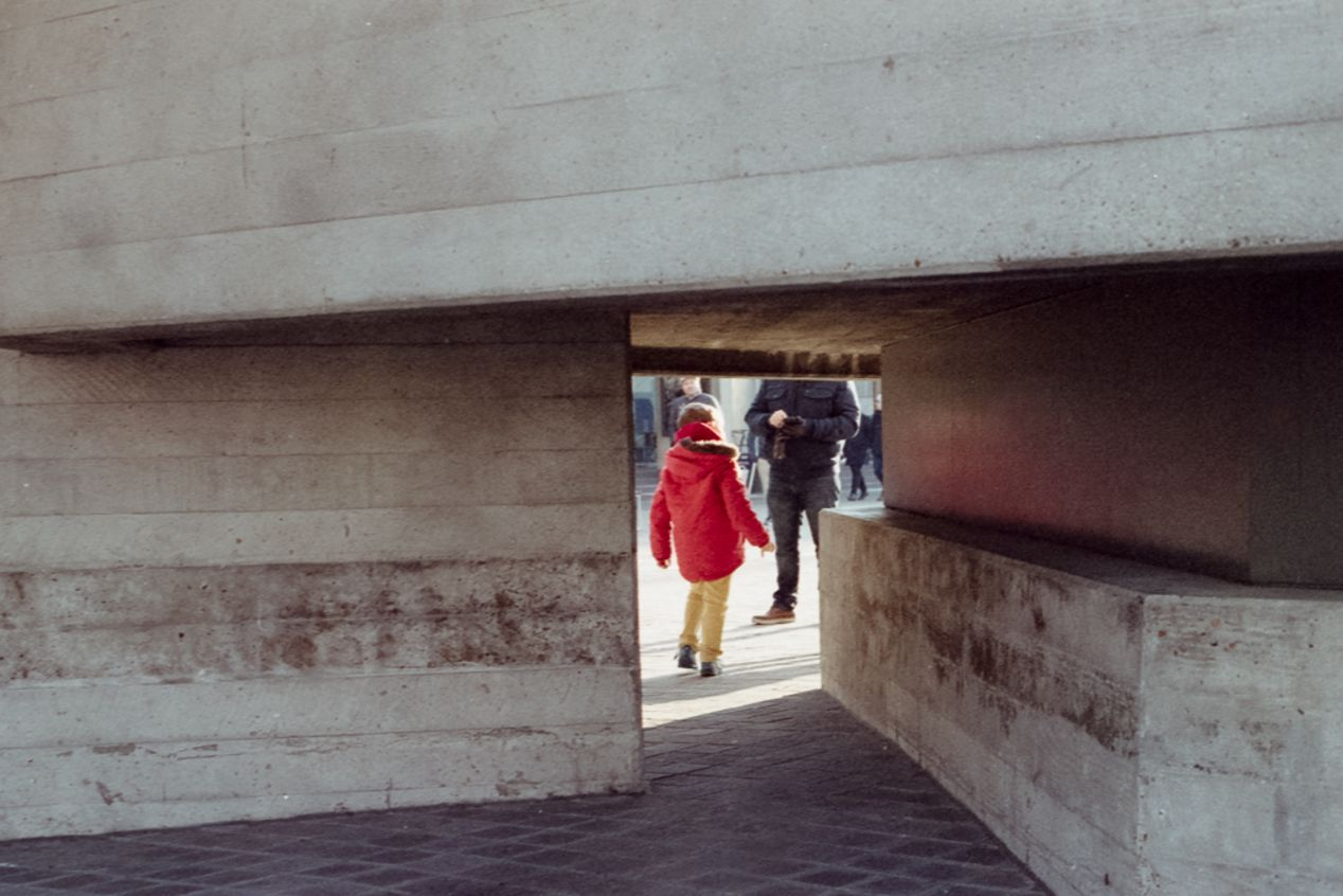 Southbank | London, 2018 | Fuji NPZ800