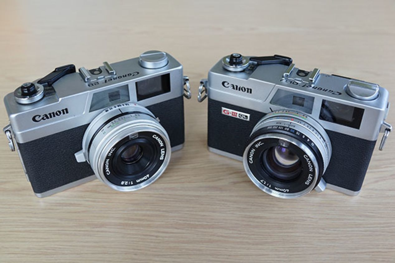 Canon Canonet 19 or Canonet 28: up to, but rarely reaching, $40.