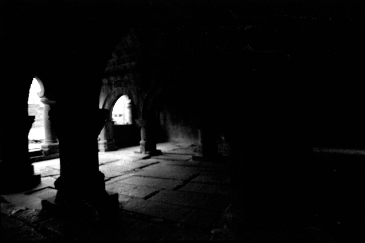 Old monasteries.