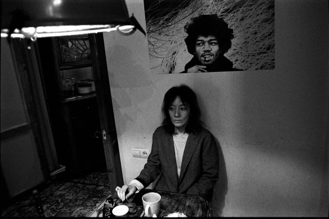 Sona and Jimi. Hold on, are they related?