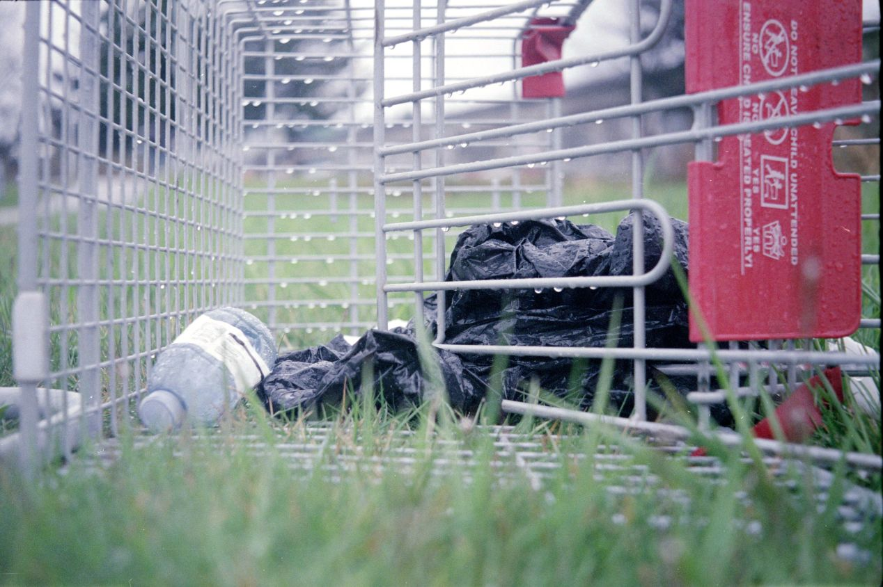 Fujicolor Superia 200 with Industar-10. Shot wide-open at 𝒇3.5.