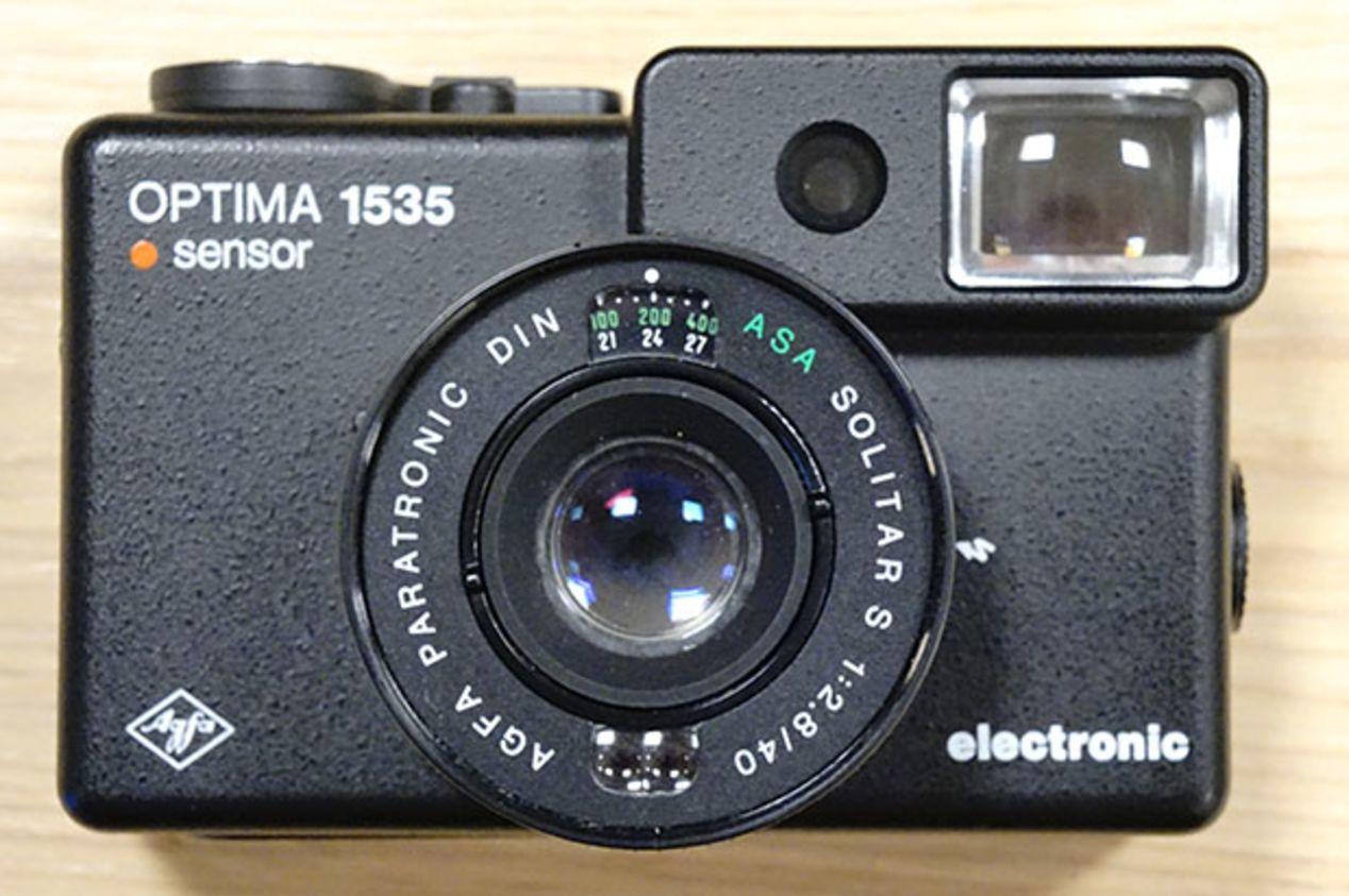 Agfa Optima 1535 Sensor ~$60.