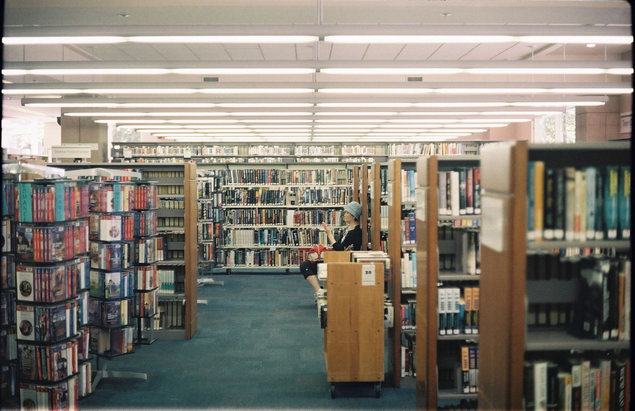 Burnaby public library.