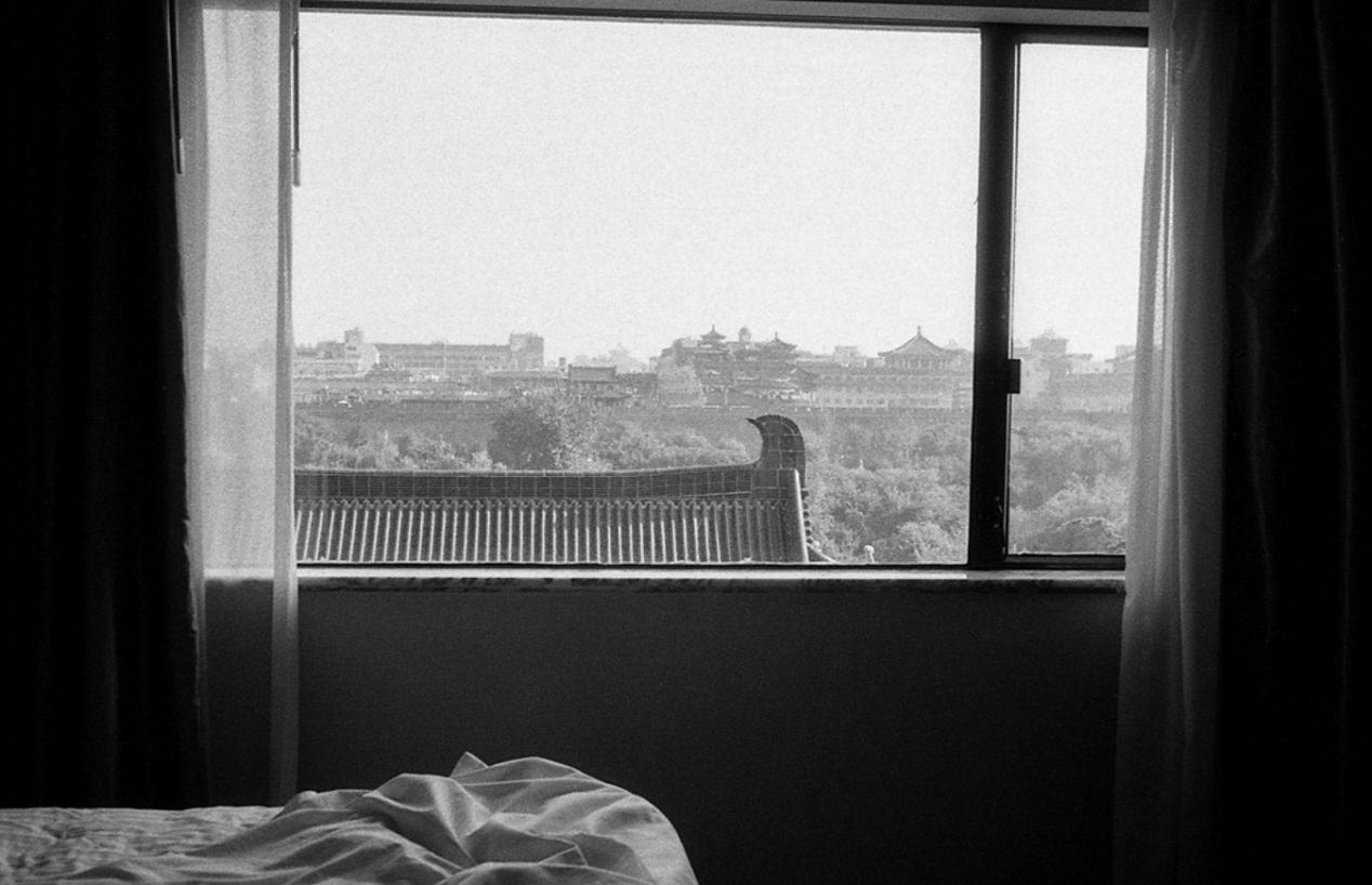 By the window — Xi'an