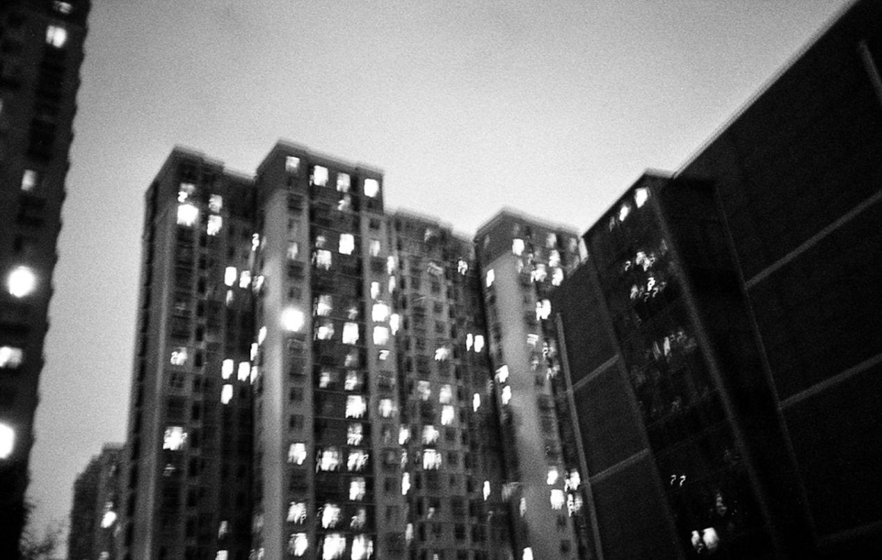 Lost signals — Beijing