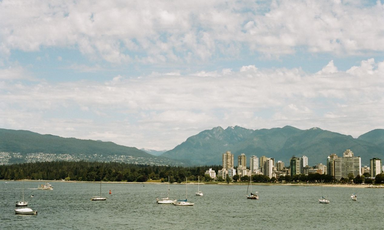 Vancouver. Nikon F90. Nikkor 50mm 1.4D. Kodak Portra 160.