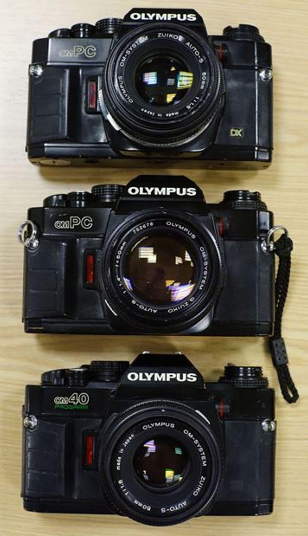 Olympus OM-40/OM-PC ~$50.
