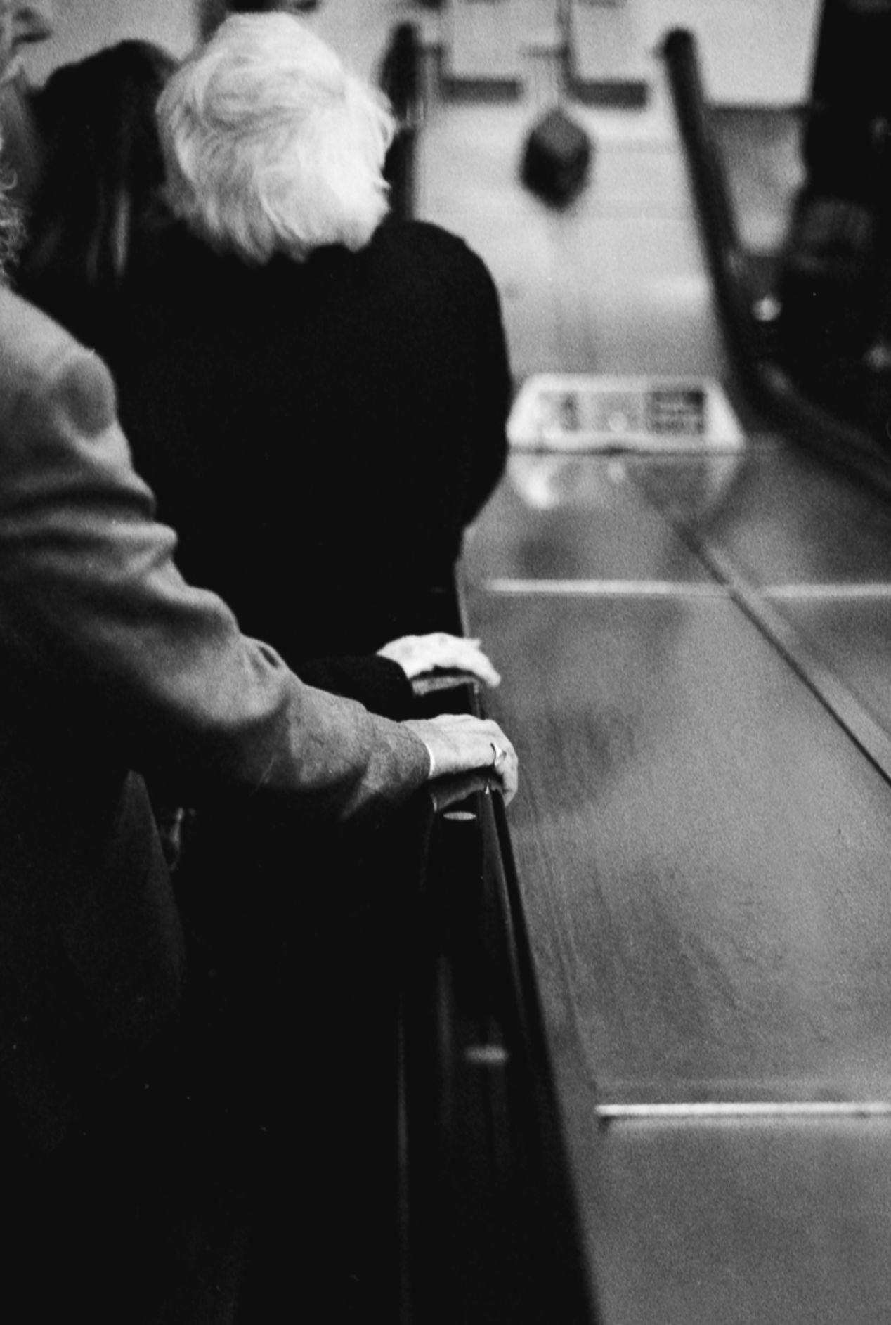 London Underground | 2018 | Ilford HP5+