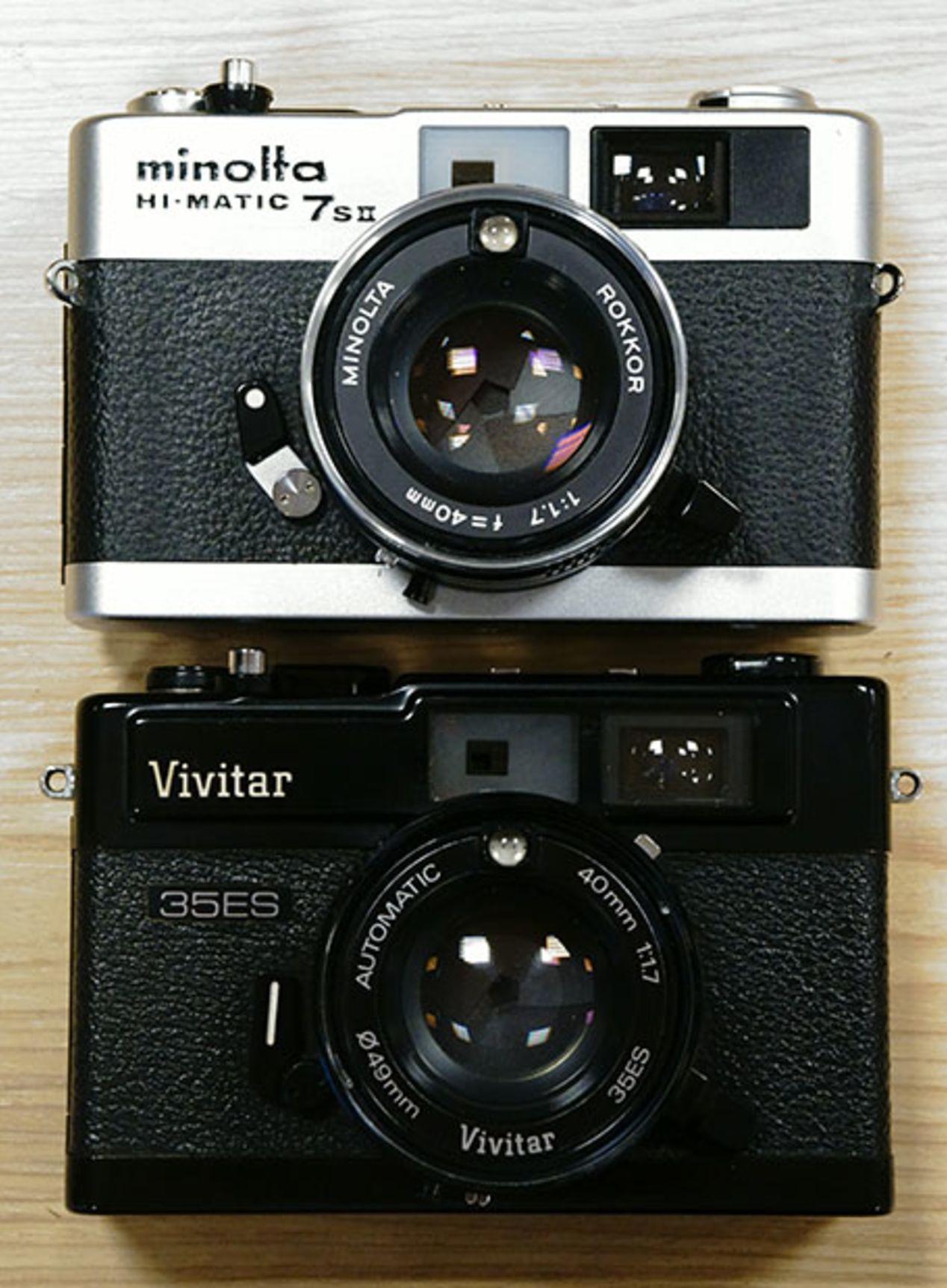 Vivitar 35ES ($50-65).