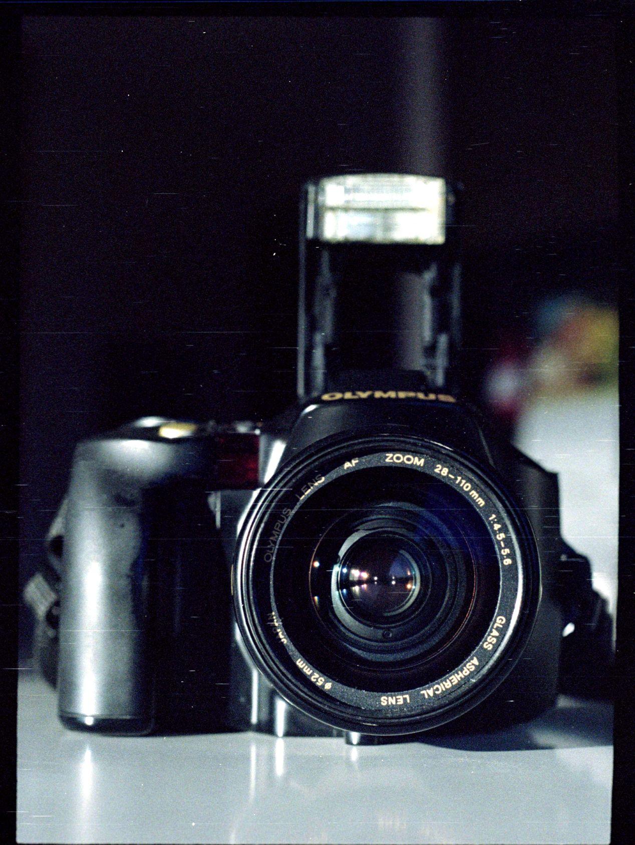 Olympus L-10 Super.