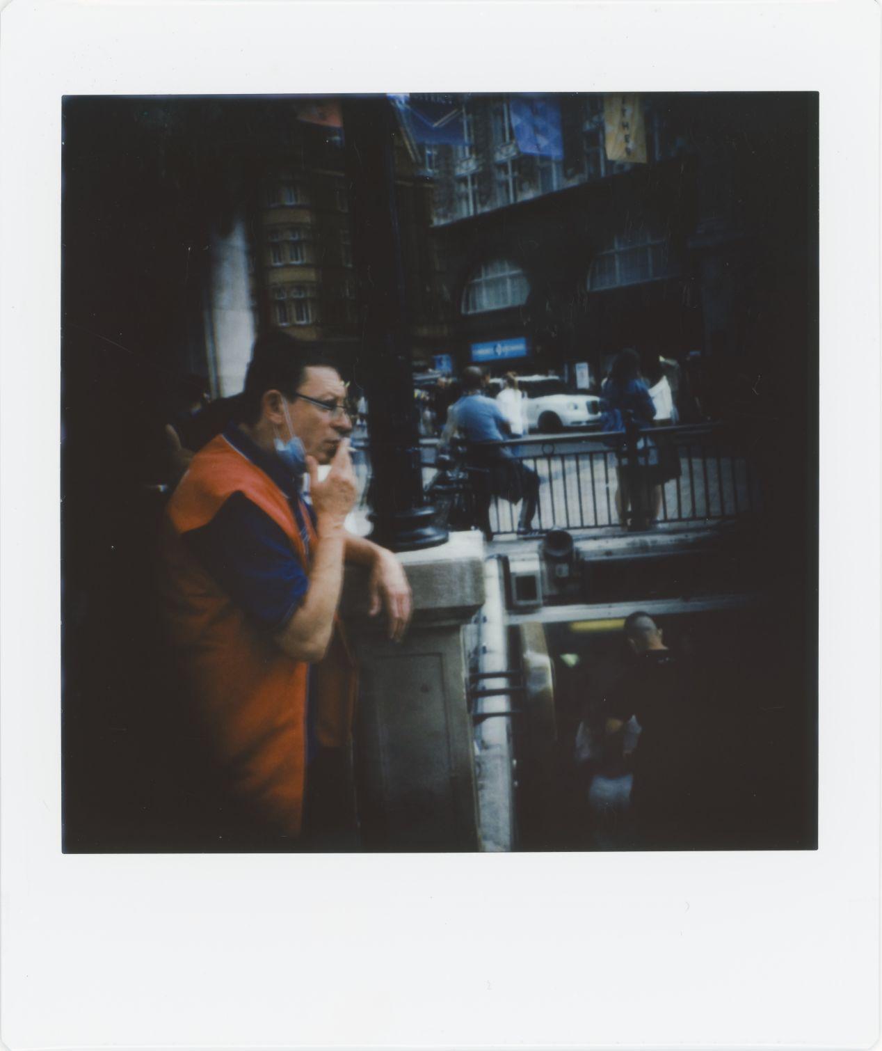Photograph 11: Oxford Circus.