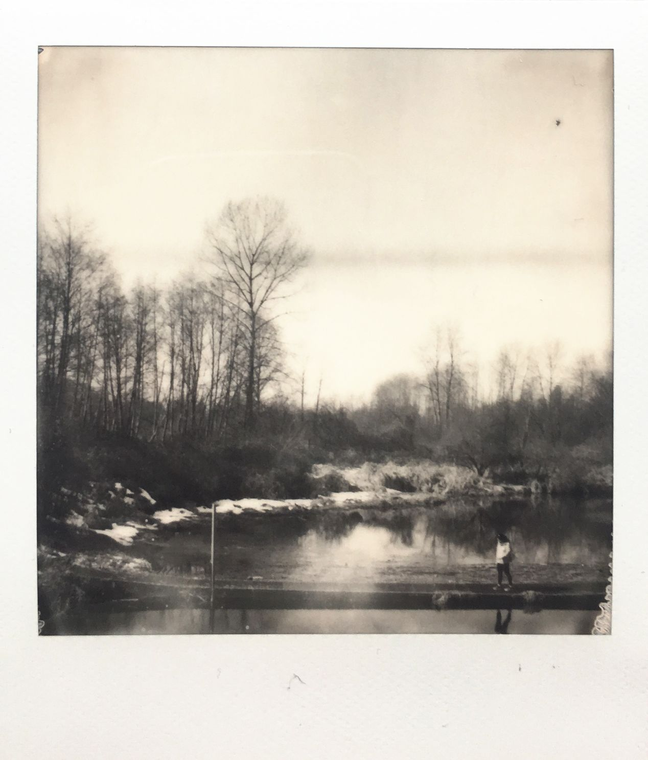 Taken on a $19 Polaroid SX-70 with film costing about $2³⁷ per frame.