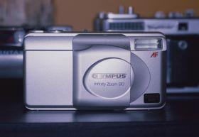 1990 Japanese 35mm Autofocus Zoom Viewfinder