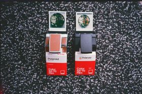 """Polaroid Originals"" vs. ""Polaroid"" Film for SX-70"